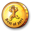 Jay is Games Award: Best Mobile Action game of 2011